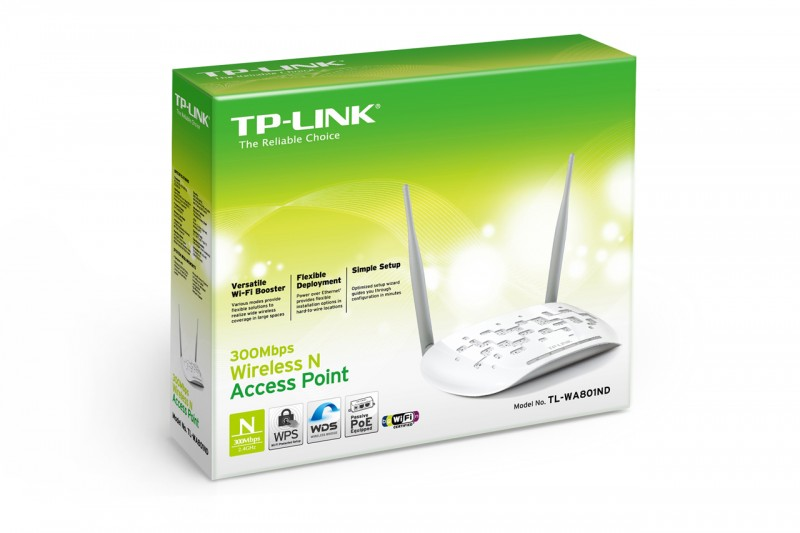 Access Point Tp-link 300Mbps